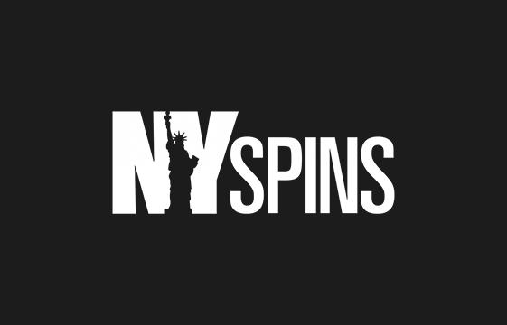 Ein Bild des NYSpins Casino Logos