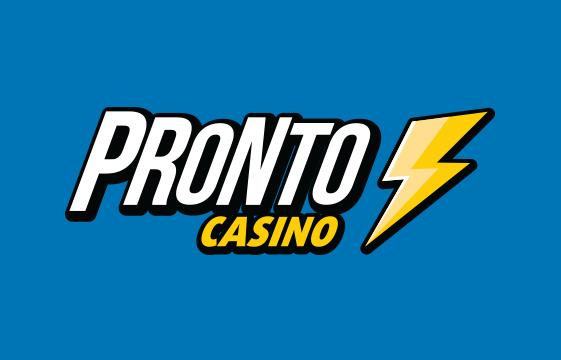 Ein Bild des Pronto Casino Logos