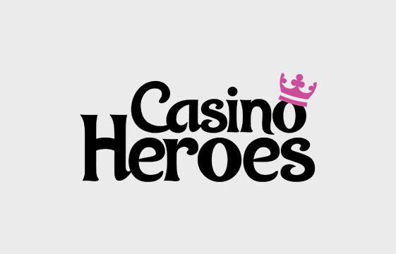 Ein Bild des Casino Heroes Logos
