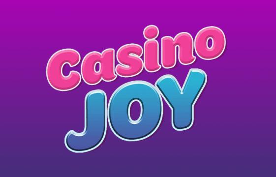 Ein Bild des CasinoJoy Logos