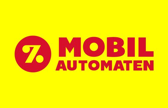 Ein Bild des Mobilautomaten Casino Logo