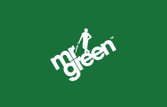 Ein Bild des Mr Green Casino Logos
