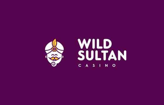 Ein Bild des Wild Sultan Casino Logo