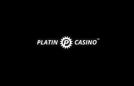 Ein Bild des Platin Casino Logo
