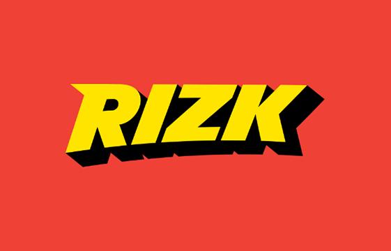 Ein Bild des Rizk Casino Logo