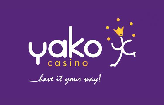 Ein Bild des Yako Casino Logo