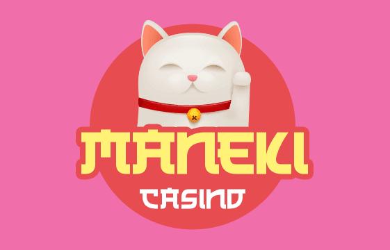 Ein Bild des Maneki Casino Logos