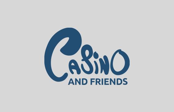 Et billede af CasinoAndFriends banneret