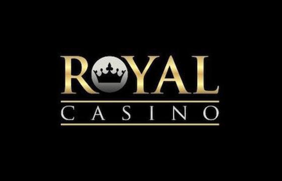 Et billede af Royal Casino banneret