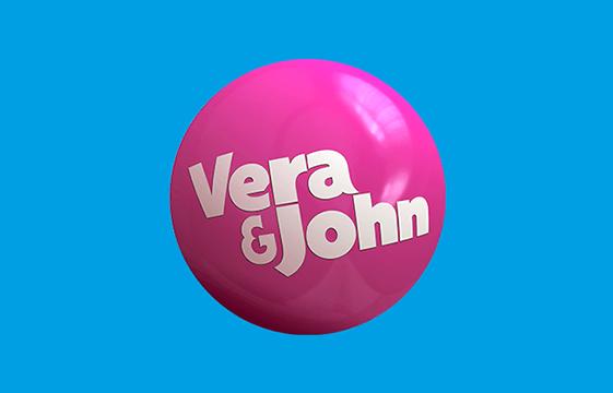 Et billede af Vera&John Casino banneret