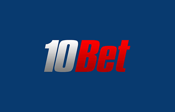 An image of the 10bet casino logo