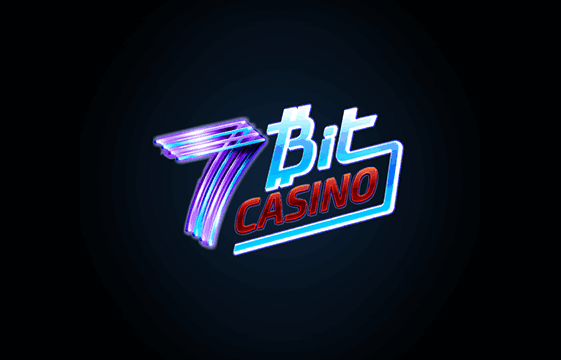 An image of the 7bit casino logo