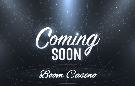 An image of the boom casino logo