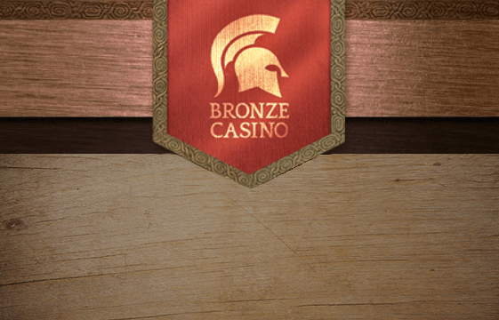 An image of the Bronze casino logo