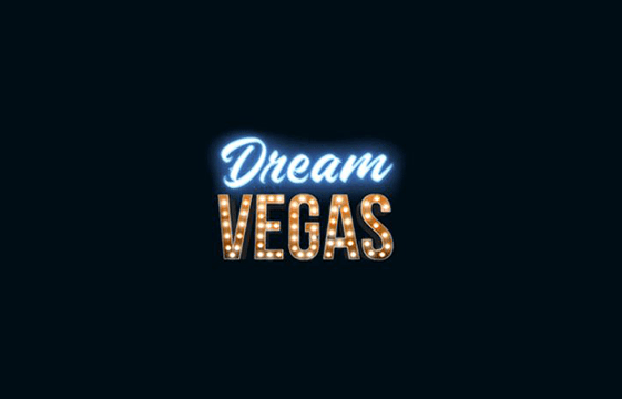 An image of the dream vegas casino logo