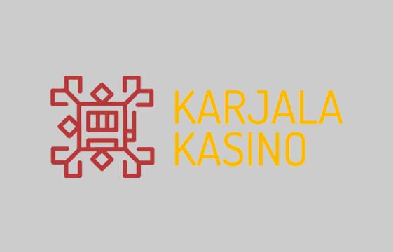 An image of the karjala casino logo