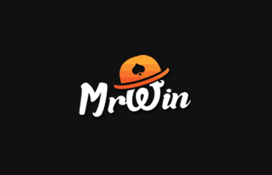 An image of the mrwin casino logo