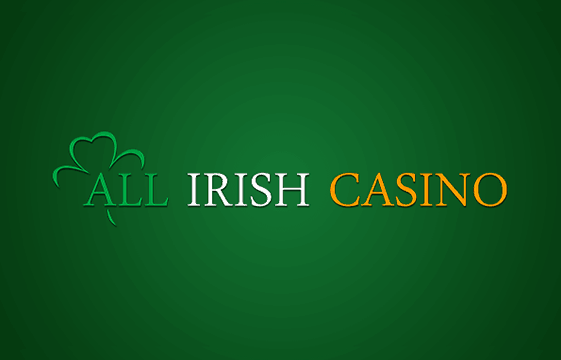An image of the All Irish casino logo
