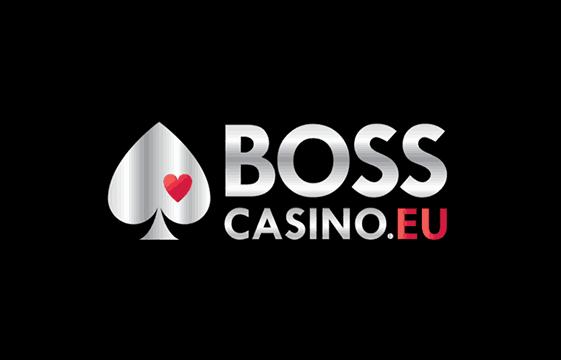 An image of the boss casino logo