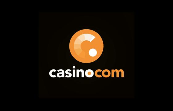 An image of the casinocom logo