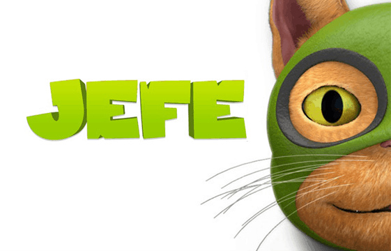 An image of the casinojefe logo