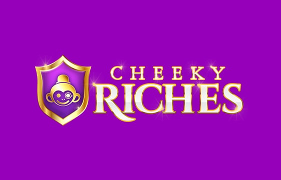 An image of the cheeky riches logo