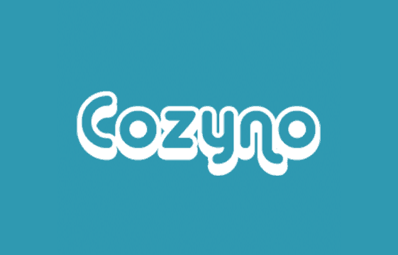An image of the cozyno casino logo