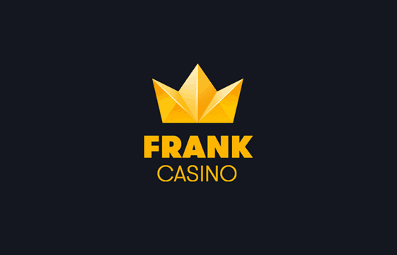 An image of the frank casino logo
