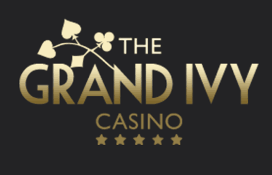 An image of the grand ivy casino logo