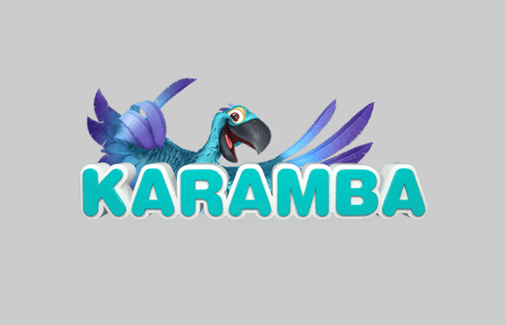 An image of the karamba casino logo