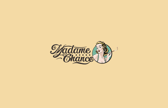 An image of the madame chance casino logo
