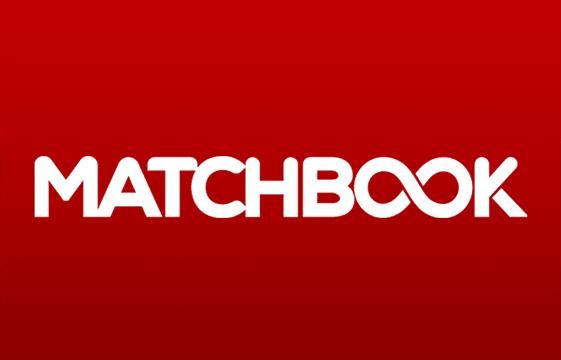 An image of the matchbook casino logo