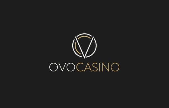 An image of the ovo casino logo