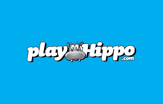 An image of the PlayHippo Casino logo