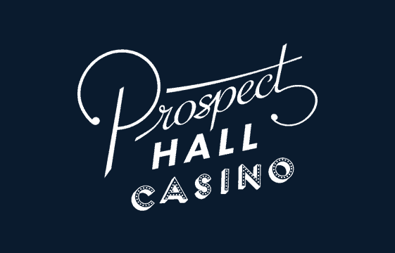 An image of the Prospect hall Casino logo
