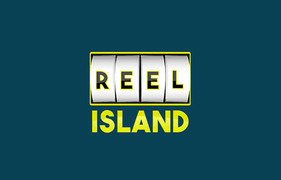 An image of the Reel Island Casino logo