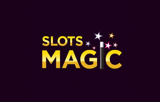An image of the Slots Magic Casino logo