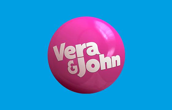 An image of the VeraJohn Casino logo