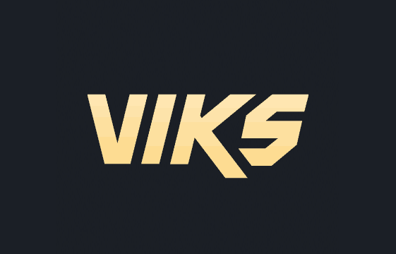 An image of the Viks Casino logo