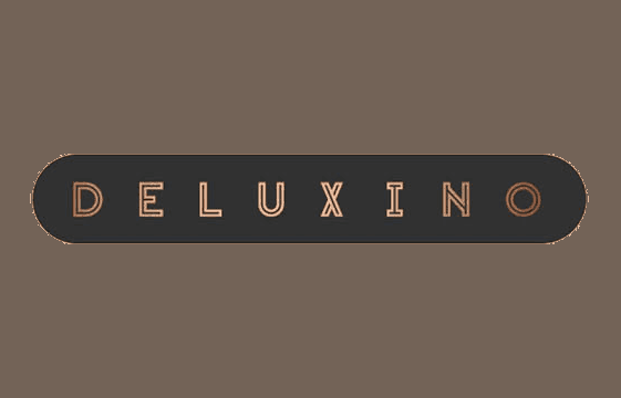 An image of the Deluxino logo