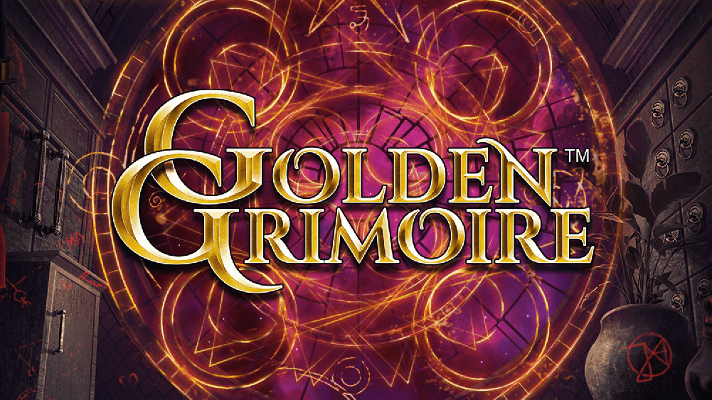 Golden Grimoire Slot Game