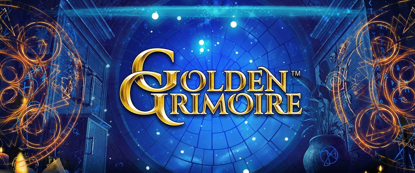 Golden Grimoire banner