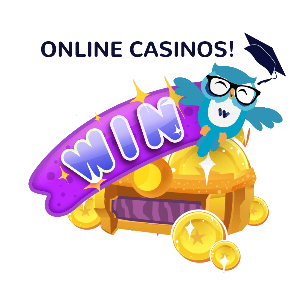 An image of the best online casinos!