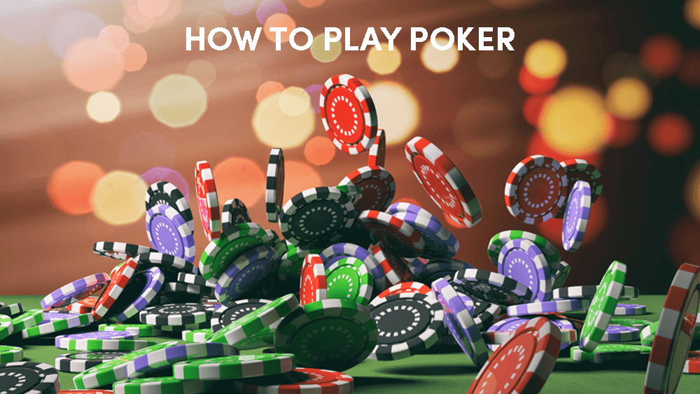 An image of how to play online poker