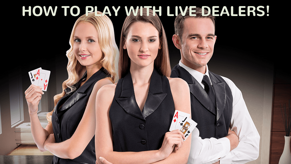 An image of How to Play Live Casinos