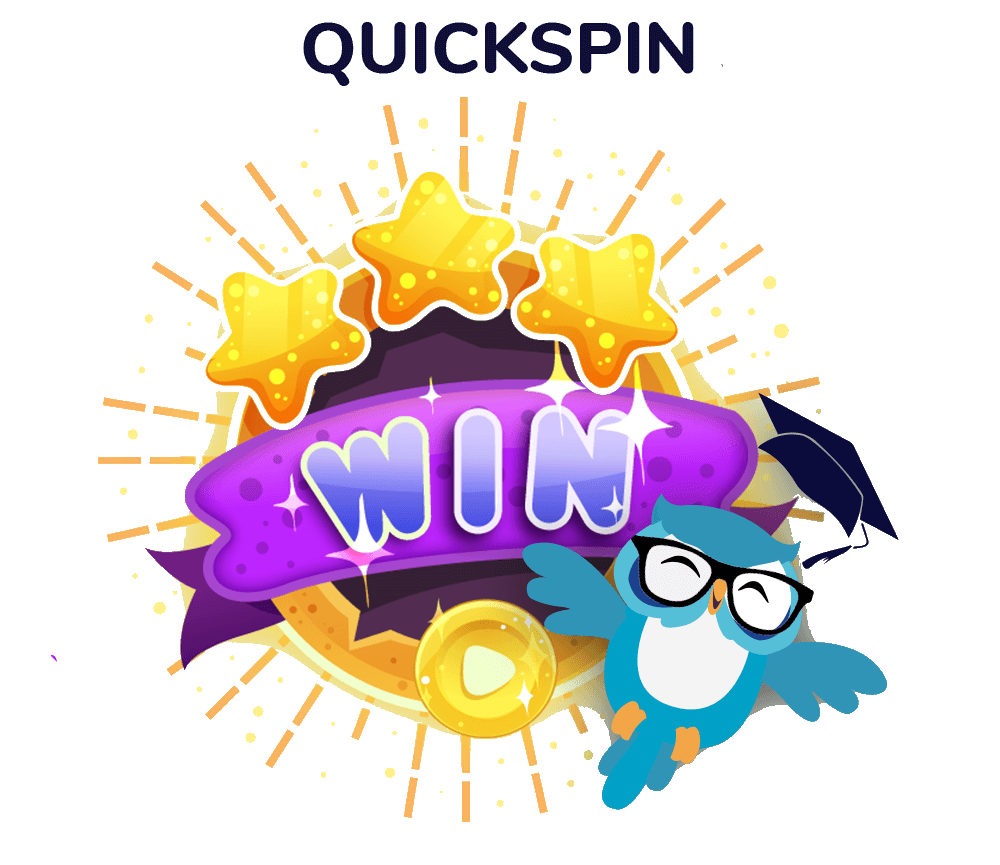 An image of the Quickspin page