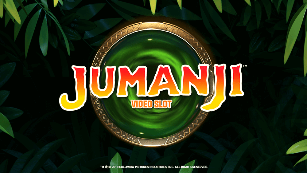 An image of the Jumanji banner