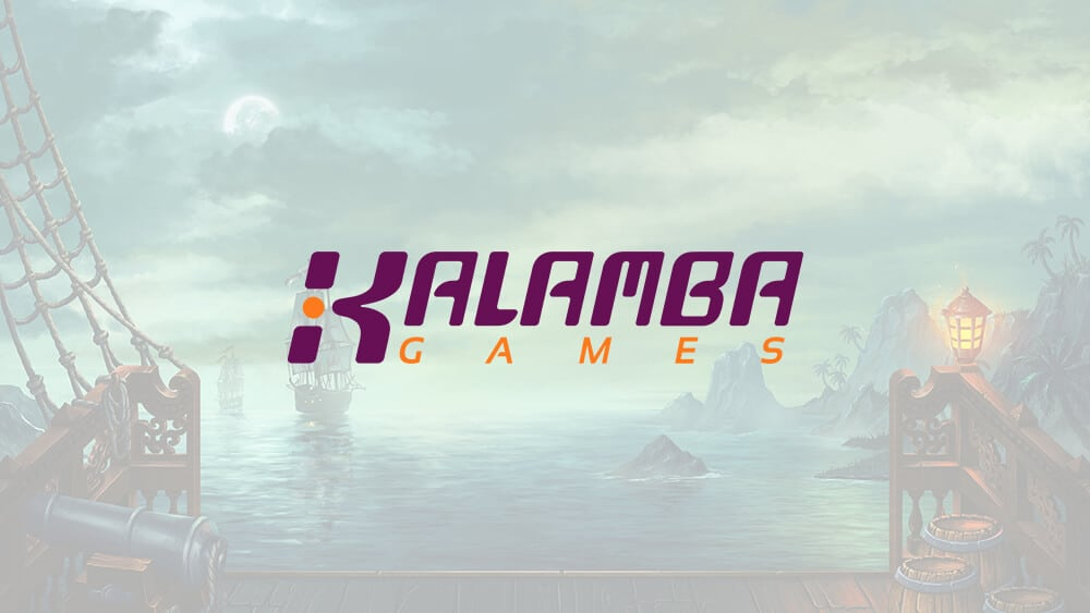 An image of the Kalamba logo on a background