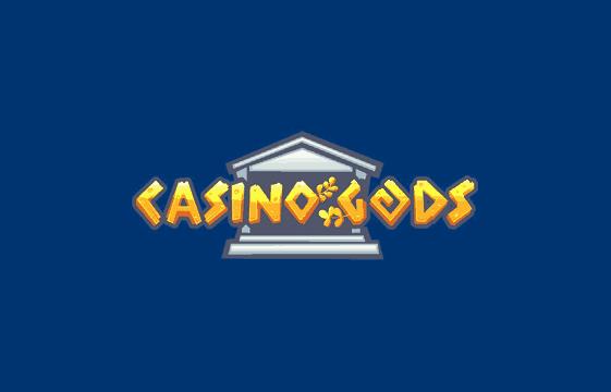 An image of the Casino Gods logo