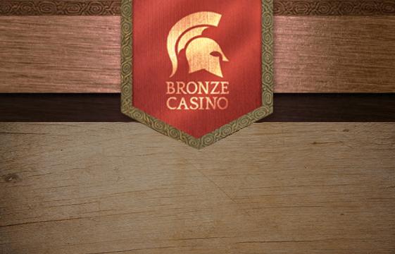 Kuva bronze-kasino-bannerista